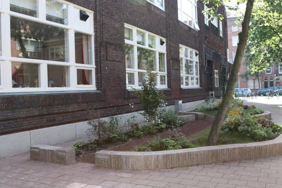 Schoolpleingroot