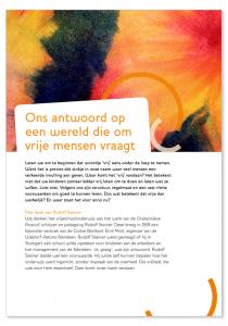 vrijeschool-brochure
